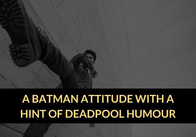 Attitude Caption - Caption Space