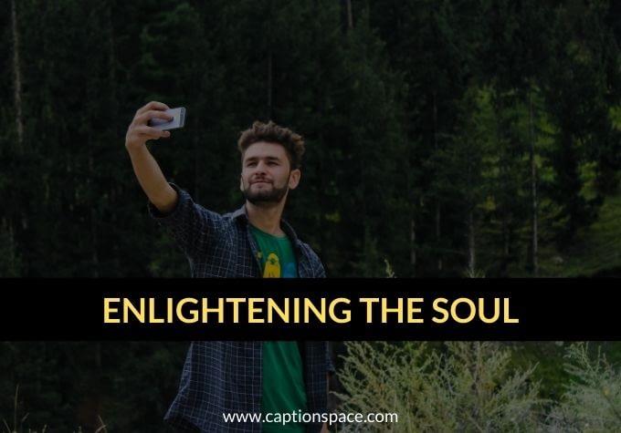 Selfie Captions for Instagram - Caption Space