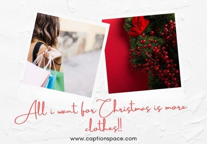 Christmas Caption - Caption Space